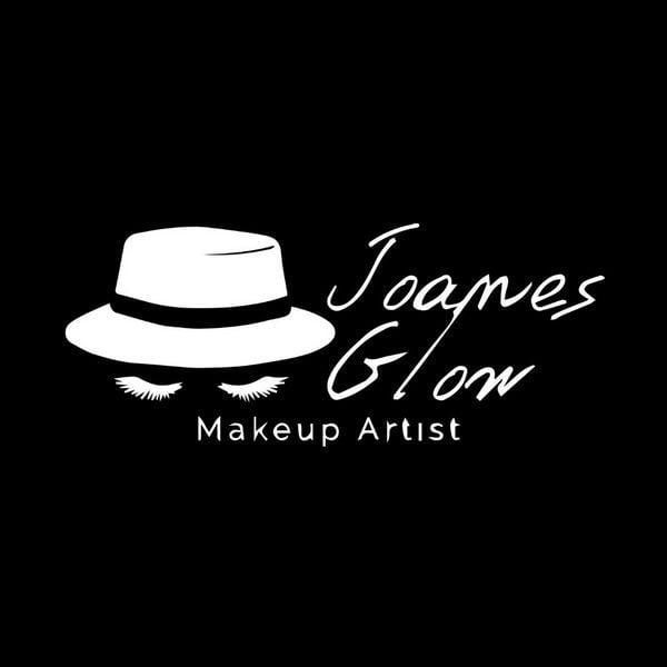 Logo Joanes Makeup Studio