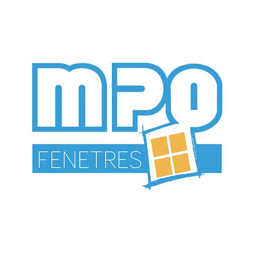 Logo MPO Fenêtres - Le Mans