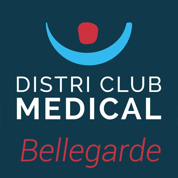 Logo Distri Club Medical Bellegarde Médical Adhérent