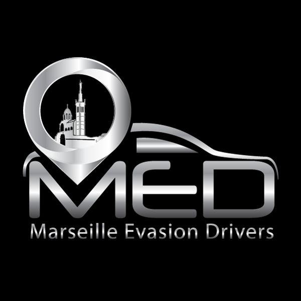 Logo Marseille Evasion Drivers