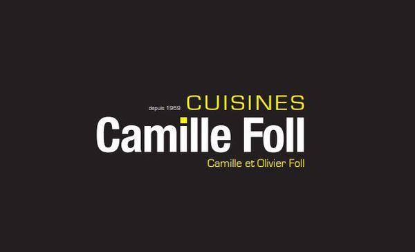 Logo Cuisines Camille Foll