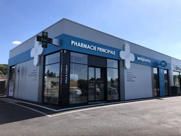 Logo Pharmacie Principale