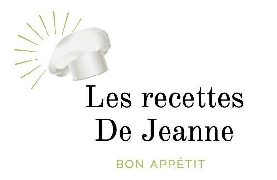 Logo Les Recettes de Jeanne