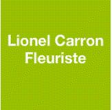 Logo Lionel Carron Fleuriste ELLEPAC