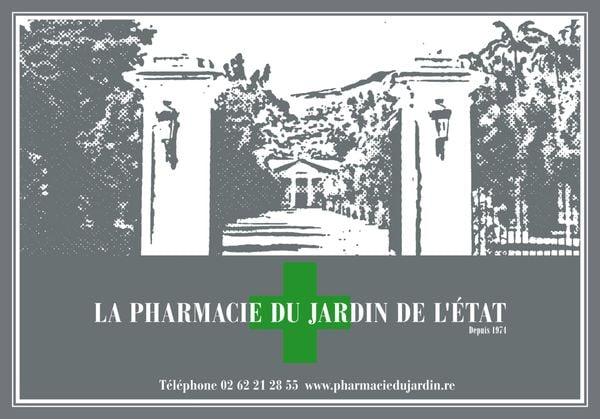 Logo Pharmacie Du Jardin De L'Etat