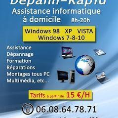 Logo Dépanne Rapide Informatique