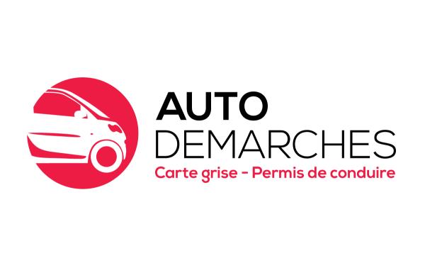 Logo Auto Démarches Carte grise Permis de conduire
