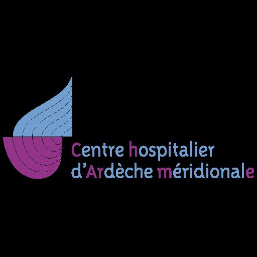 Logo Centre Hospitalier d'Ardèche Méridionale site Paul Ribeyre