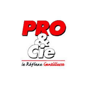 Logo PRO&Cie GIREM SERVICE
