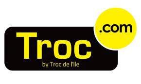 Logo Troc . Com By Troc De L'ile Châteauroux - St Maur
