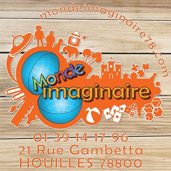 Logo Monde Imaginaire