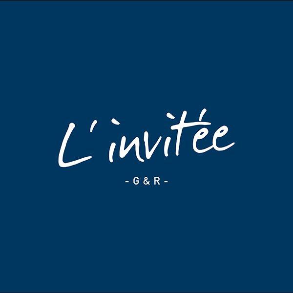 Logo L'invitée