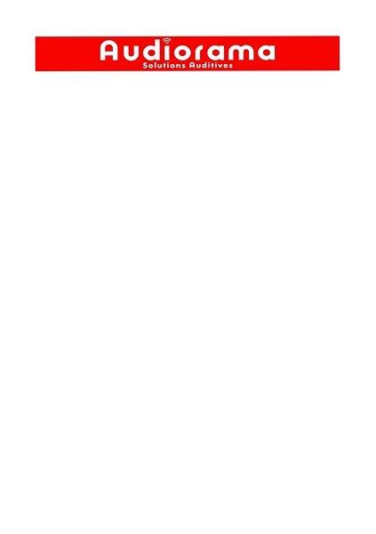 Logo Audiorama Solutions Auditives