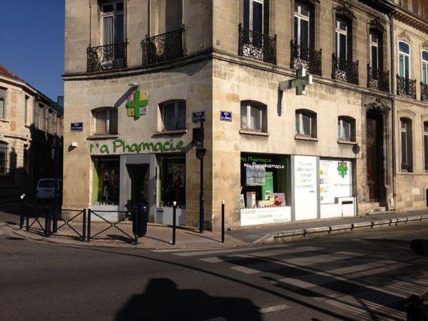 Logo Pharmacie Longchamps