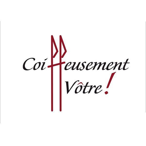 Logo Coiffeusement Vôtre!