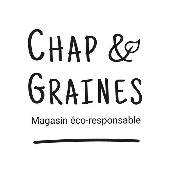 Logo CHAP ET GRAINES