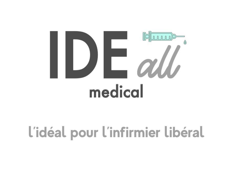Logo IDEALL MEDICAL