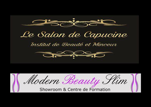 Logo Le Salon de Capucine