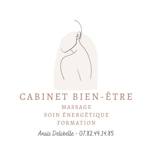 Logo Cabinet bien-être Anaïs Delobelle