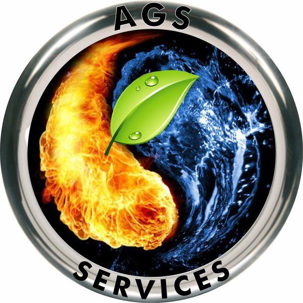 Logo Artisan Gaz Services AGS