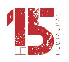 Logo Restaurant Le 15