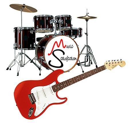 Logo Music Satisfaction SARL