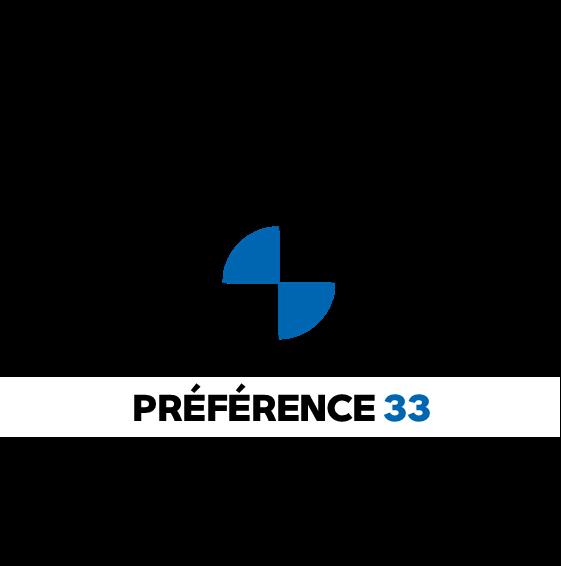 Logo BMW Préférence 33
