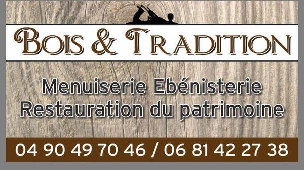 Logo Bois Et Tradition