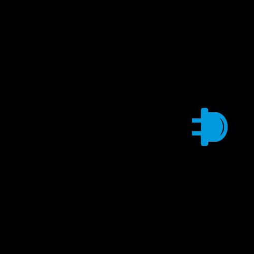 Logo A Led