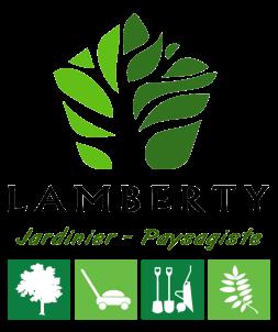 Logo Jardinier Paysagiste Lamberty