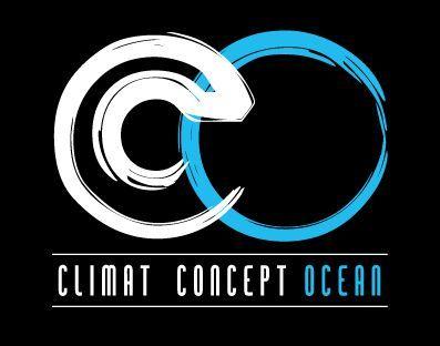 Logo Climat Concept Océan