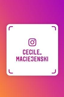 Logo Cecile Maciejenski
