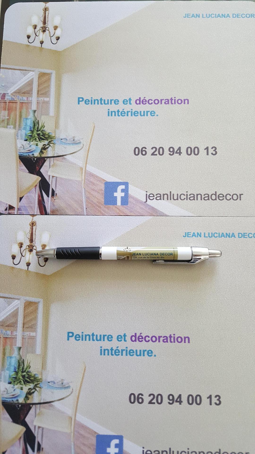 Logo Jean luciana Décor