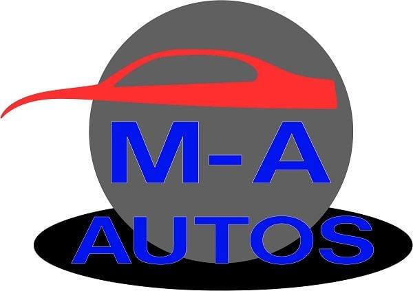 Logo M A Auto