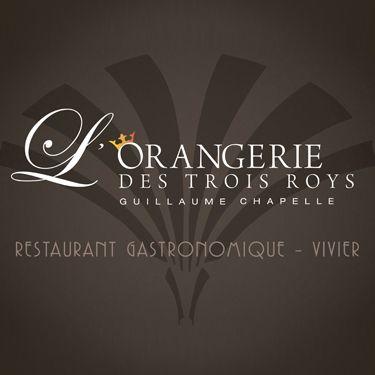Logo L'Orangerie Des Trois Roys