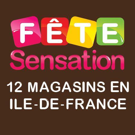 Logo FÊTE SENSATION PLAISIR