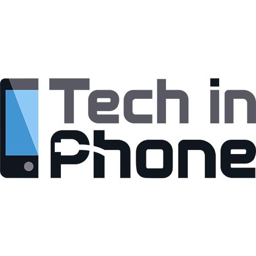 Logo Tech in Phone | Réparation de Mobiles, Tablettes et Ordinateurs
