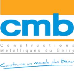 Logo Constructions Métalliques Du Berry C.M.B.