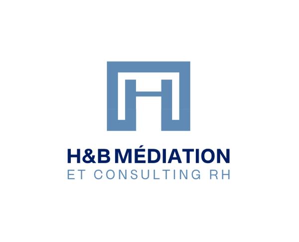 Logo H&B Médiation et Consulting RH