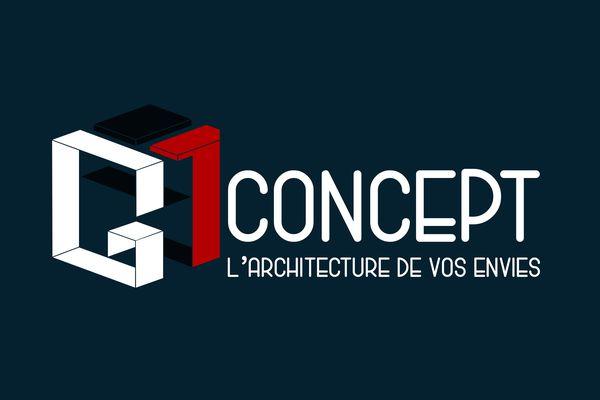 Logo G1concept Architecte