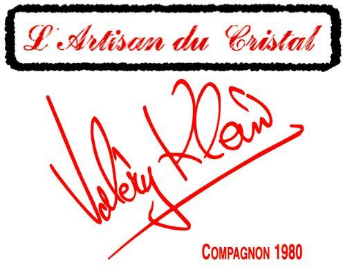 Logo Artisan Du Cristal Klein