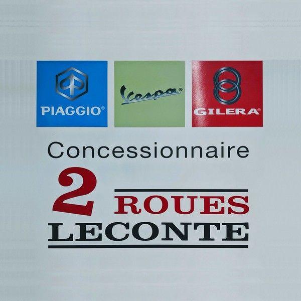 Logo Leconte 2 Roues