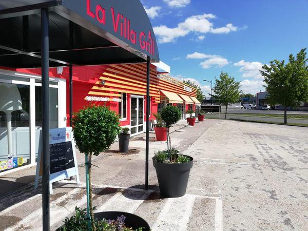 Logo La Villa Grill