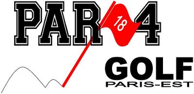 Logo Par 4 Golf
