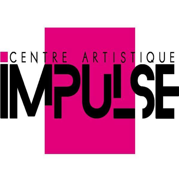 Logo Centre Artistique  IMPULSE