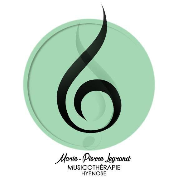 Logo Musicothérapie Hypnose - Legrand Marie-Pierre