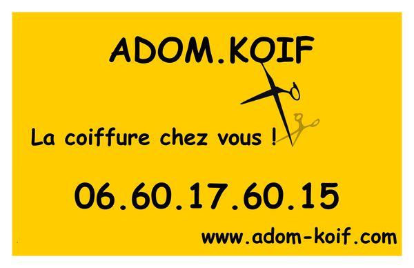 Logo Adom.koif