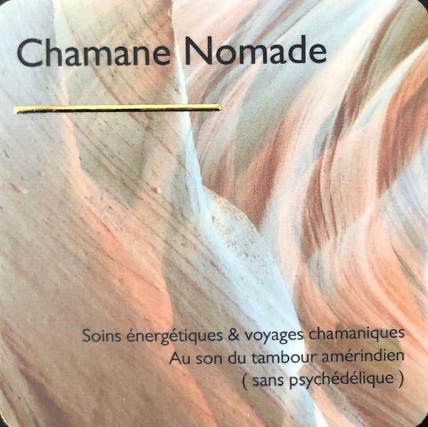Logo Chamane Nomade