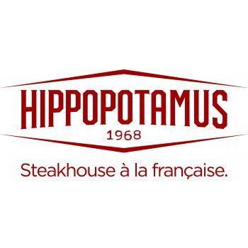 Logo Hippopotamus Steak House Massy