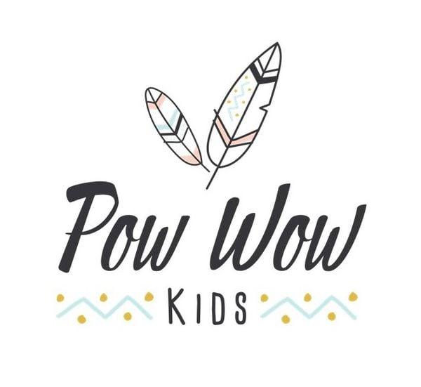 Logo Pow Wow Kids